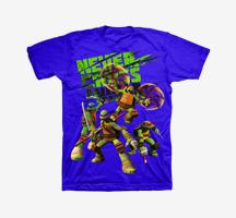 TMNT Never Cross A Ninja Tee