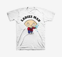 Family Guy - Ladies Man