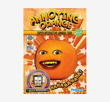 Annoying Orange Annual