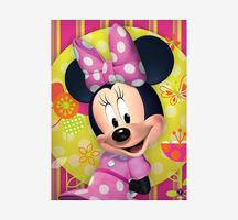 Puzzle - Minnie Mouse