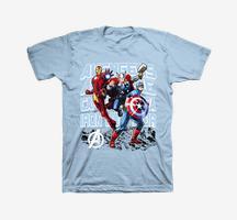 Avengers Trio Tee